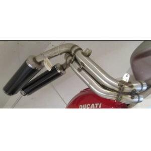 Avgassystem 748/916/996
