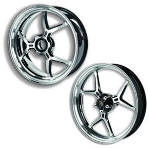 Hjul och Bromsar